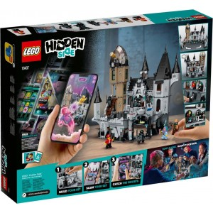 Lego Hidden Side Mystery Castle (70437)