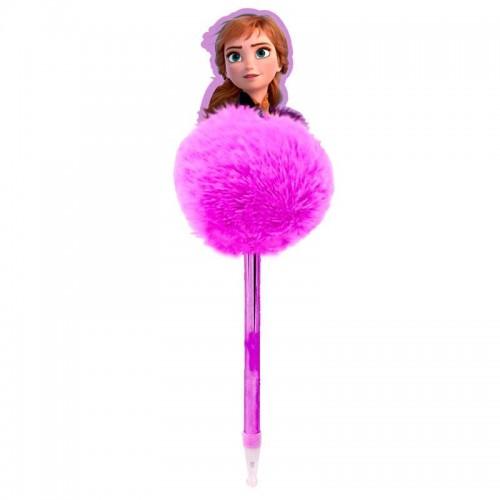 Στυλό Frozen Pompom Anna (37120)