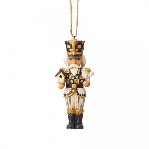 Στολίδι δέντρου Nutcracker Black & Gold (6004203)