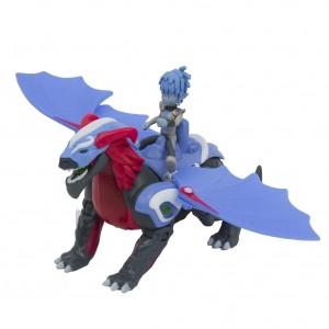 Gormiti S2 Hyper Beasts Wrago & Eron (GRE05000)