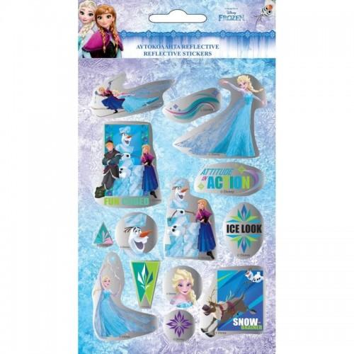 Αυτοκόλλητα Frozen Reflective (771-80627)