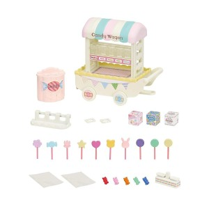 Sylvanian Families Candy wagon (5266)