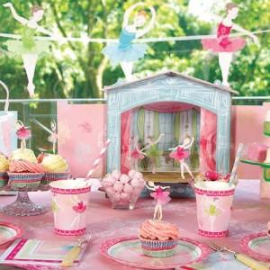 Βάση για cupcakes Μπαλαρίνες