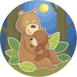 Φωτάκι νύχτας Αρκουδάκια (303448)