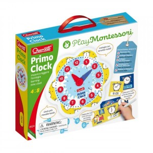 Το πρώτο μου Ρολόι Montessori (0624)