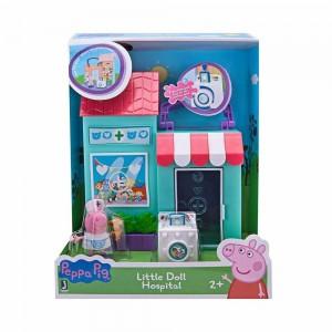 Peppa Pig Μικρό Νοσοκομείο (PPC55310)