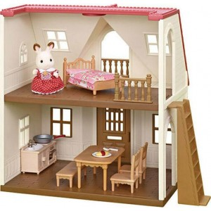 Sylvanian Families Red Roof Cosy Cottage Starter Home (5303)