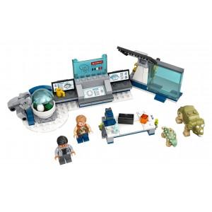 Lego Jurassic World Dr. Wu's Lab: Baby Dinosaurs Breakout (75939)