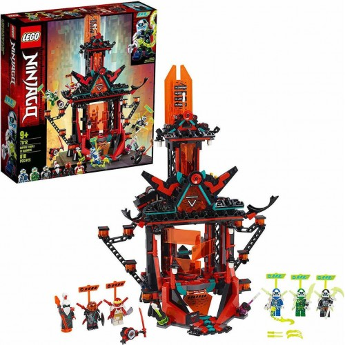 Lego Ninjago Empire Temple of Madness (71712)