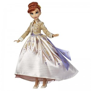 Disney Frozen II Deluxe Fashion Anna (E6845/E5499)