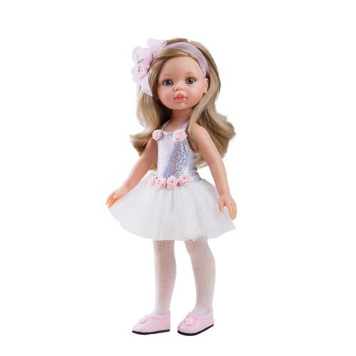 Κούκλα Paola Reina Carla Μπαλαρίνα 32εκ. (04447)