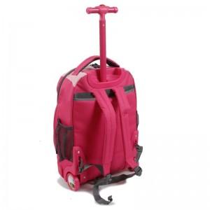 Τρόλεϊ σχολικό Sunday Pink (RBS-328 61)
