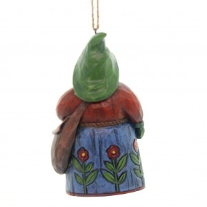 Στολίδι Χριστουγεννιάτικο Folklore Santa with bag (4058771)