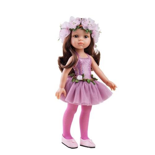 Κούκλα Paola Reina Carol Μπαλαρίνα 32εκ. (04446)