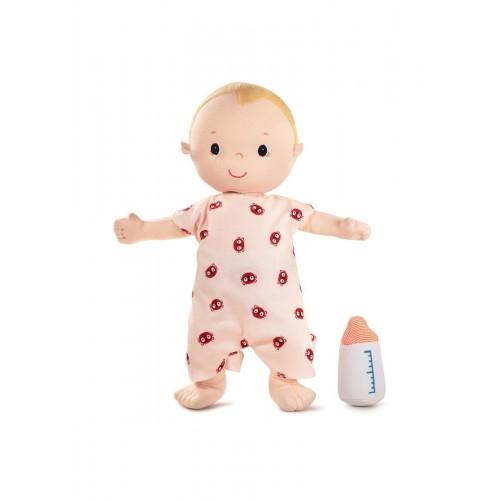 Κούκλα Lou με μπιμπερό (83116)