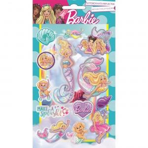 Αυτοκόλλητα Barbie Reflective (779-10427)