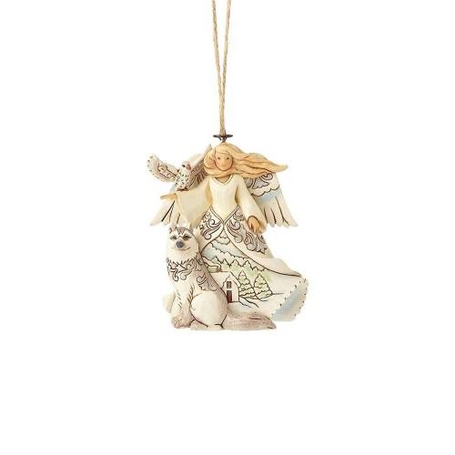 White Woodland Angel (4058742)