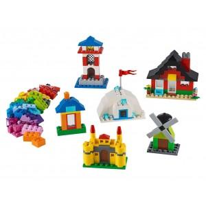 Lego Classic Creative Bricks and Houses (11008)