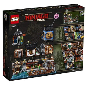 Lego Ninjago City Docks (70657)