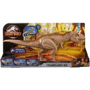 Jurassic World Epic T-Rex Με Ήχους Και Κίνηση (GJT60)