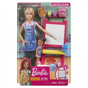 Barbie Δασκάλα Καλλιτεχνικών (GJM29)