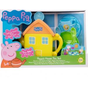 Peppa Pig House Tea Set (1684671.INF)