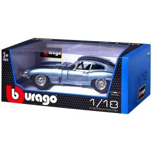 Bburago 1:18 Jaguar E Coupe 1961 (12044)