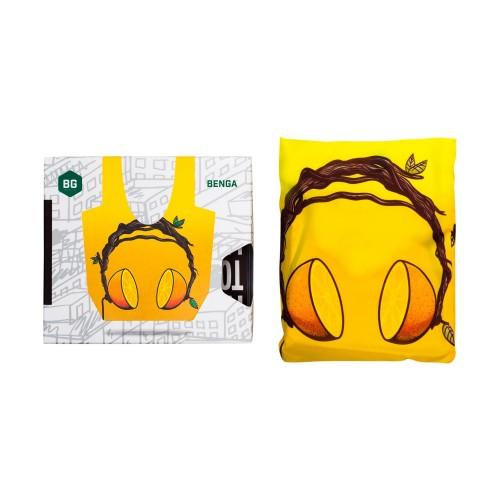 Τσάντα Shopping Juicy Beats (BG001/01/104)