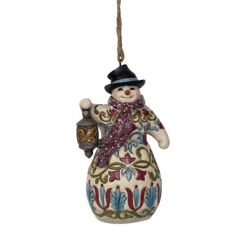 Στολίδι δέντρου Victorian Snowman (6001433)