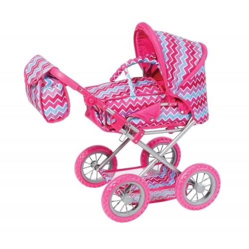 Καρότσι Ruby Pink ZigZag (63196)