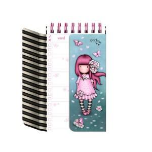Σημειωματάριο Λεξικό Santoro Gorjuss Cherry Blossom (922GJ04)