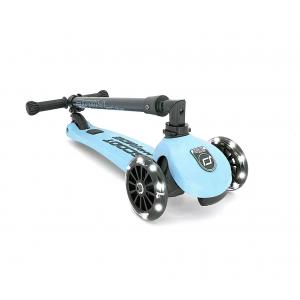 Πατίνι Scoot and Ride Highwaykick 3 LED Blueberry (96356)
