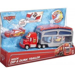 Mattel Cars Ice Racers Color Changers Νταλίκα Του Μακ (CKD34)