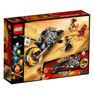Lego Ninjago Cole's Dirt Bike (70672)