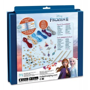 Make it Real Frozen II Exquisite Elements Jewelry (4323)