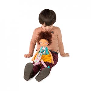 Κούκλα πάνινη Mona (86527)