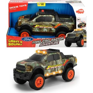 Dickie Ford F150 Raptor Adventure (203756001)