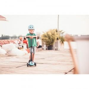 Κράνος Scoot and Ride LED Blueberry S/M (96362)