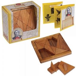 Archimedes' Stomachion Puzzle (GM7)