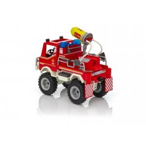 Όχημα Πυροσβεστικής με τροχαλία ρυμούλκησης (9466)