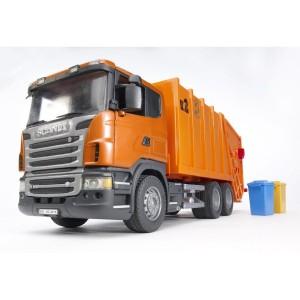 Αποριμματοφόρο Scania (03560)