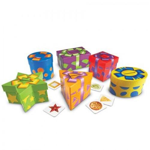 Κουτιά Δώρων - Πού ανήκει το σχήμα