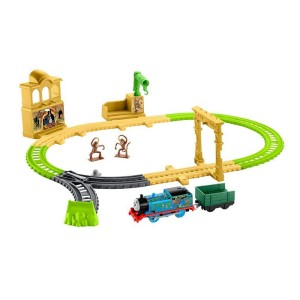 Thomas and Friends Trackmaster Παλάτι με Μαϊμουδάκια (FXX65)