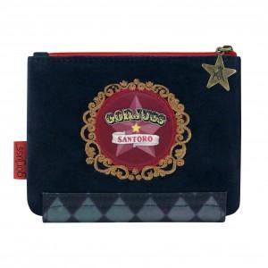 Πορτοφόλι μικρό Santoro Gorjuss Circus Harlequin (871GJ05)