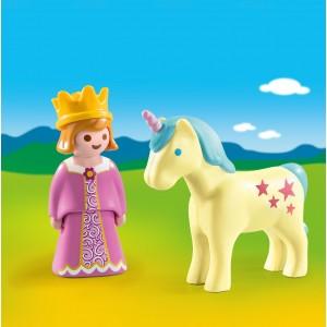 Πριγκίπισσα με μονόκερο (70127)