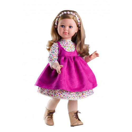 Κούκλα Paola Reina Alma 60εκ. (06552)