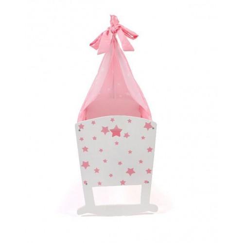 Λίκνο Pink Stars (51588)