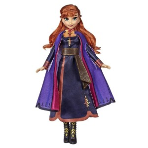 Disney Frozen II Singing Doll Anna (E6853/E5498)