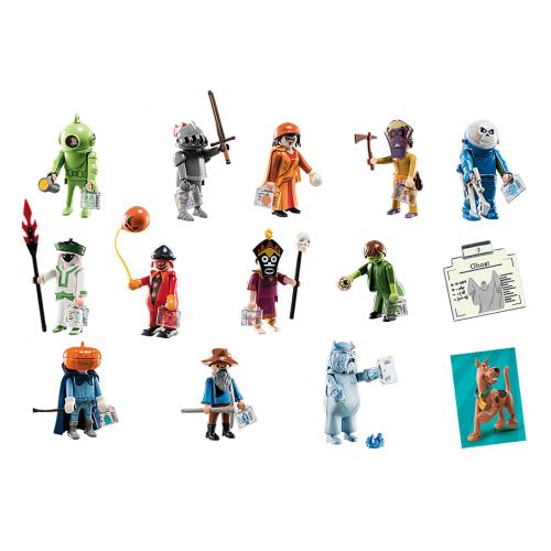 Scooby-Doo! Φιγούρες Μυστηρίου Σειρά 1 (70288)