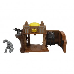 Gormiti S2 Mini Playset Rock Castle (GRE07000)